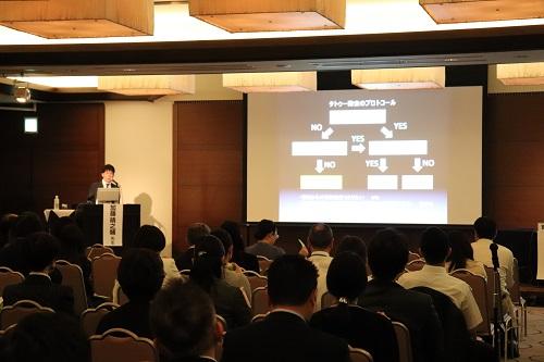 第62回日本形成外科学会総会学術集会でピコレーザーについて発表してきました。